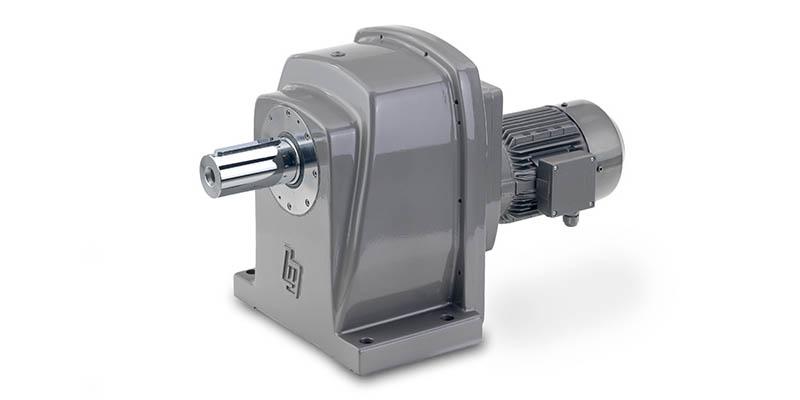G-Serie - Stirnrad-Getriebemotoren