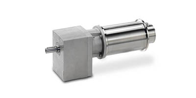 GE Serie - Stainless Steel Helical Gear Motors