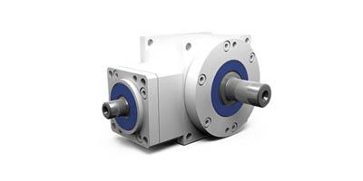 H-Serie - Hypoid-Getriebe