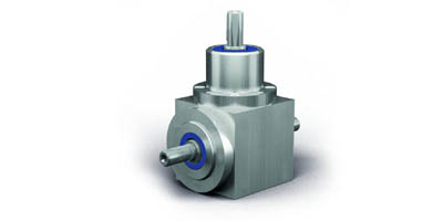 HDV Serie - Stainless Steel Bevel Gear Units
