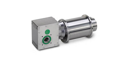 KE Serie - Premium Stainless Steel Helical Bevel Gear Motors