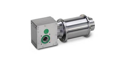 KE Serie – Premium Stainless Steel Helical Bevel Gear Motors