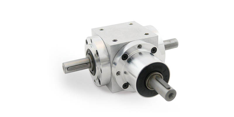 L Serie - Miniature Bevel Gear Units