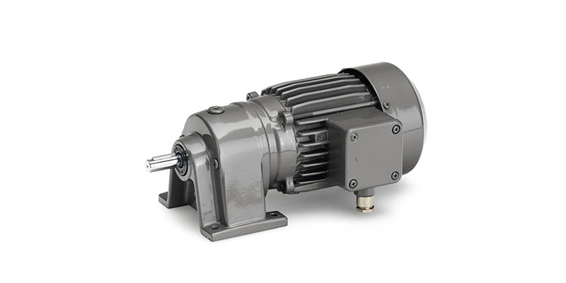 M Serie - Mini Helical Gear Motors