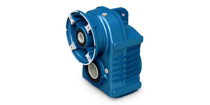 P Serie - Shaft Mounted Gear Units
