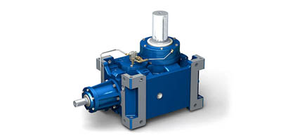 RXO-RXV Serie - Helical Bevel Gear Units