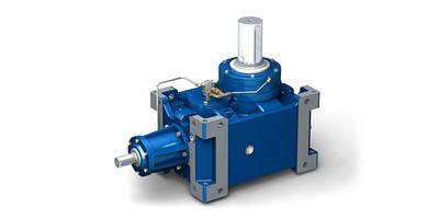 RXO-RXV-Serie - Kegelstirnrad-Getriebe