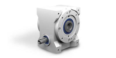 S-Serie - Schnecken-Getriebe