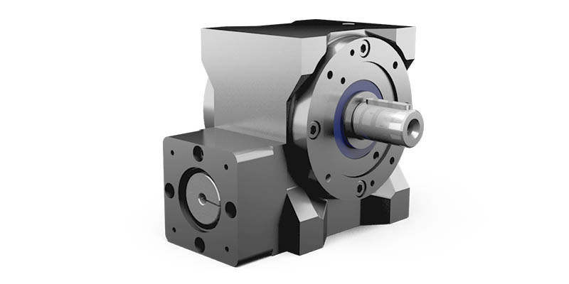 SC Serie - Servo Worm Gear Units