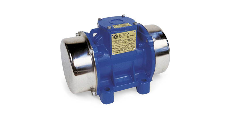 VVE-Serie - ATEX Elektrische Rüttelmotoren