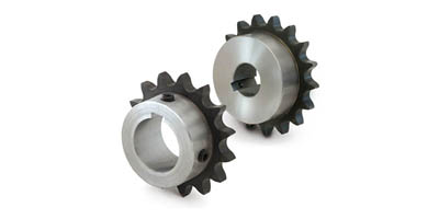 Clamping Bush Sprockets