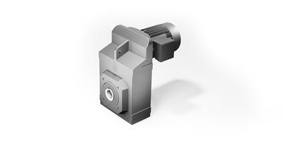 FG-Serie – Flach-Getriebemotoren