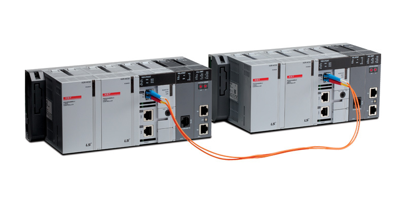 Rack type XGR-serie - PLC