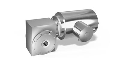 SE Serie - Stainless Steel Worm Gear Motors